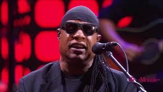 Stevie Wonder | Imagine (Live) Global Citizen's Concert 2017 | Part 13