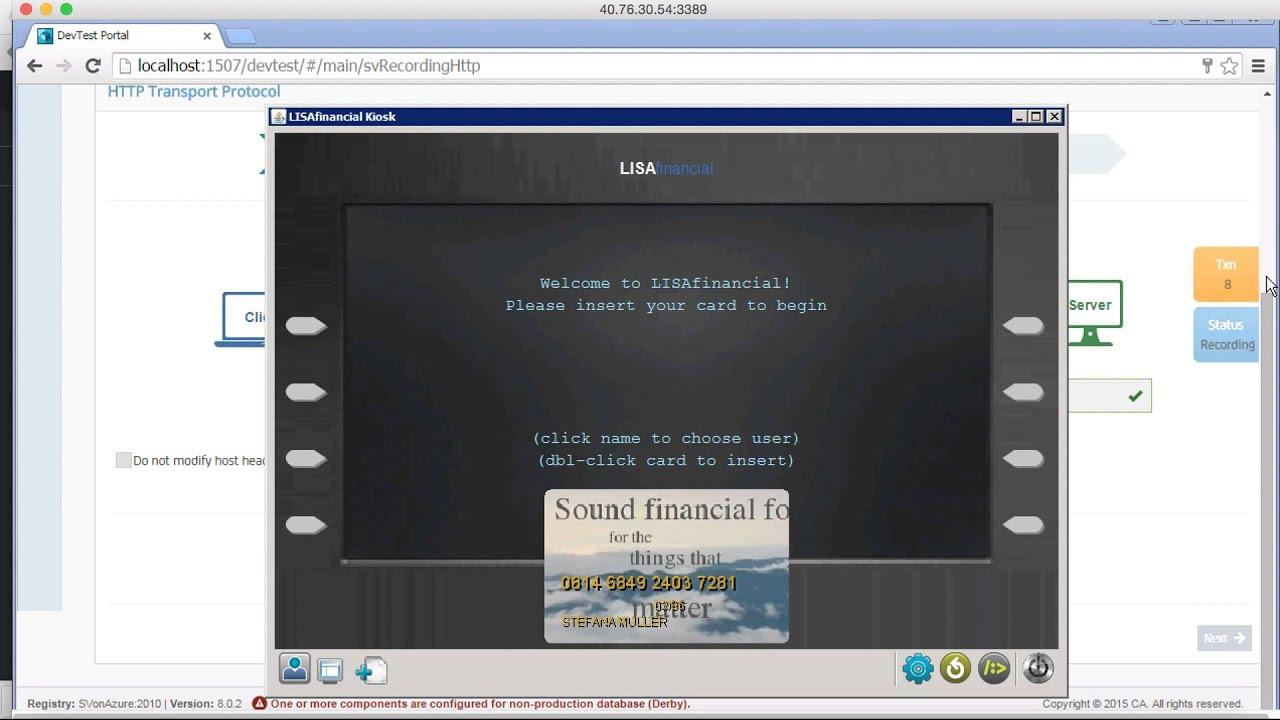 Ca lisa® service virtualization introduction ca technologies youtube.