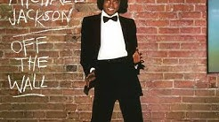 Michael Jackson - Off The Wall ( Instrumental ) written by Rod Temperton