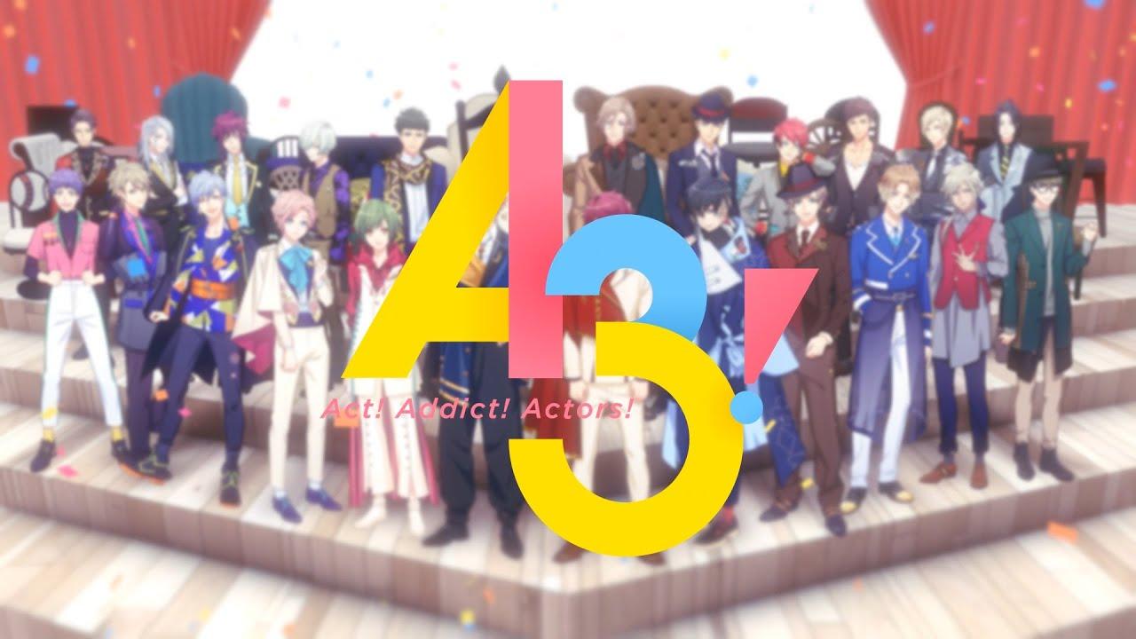【A3!(エースリー)】3周年記念PV