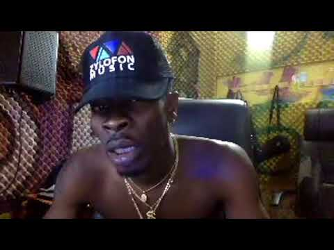 Shatta Wale blasts critics saying he's spiritually strong....