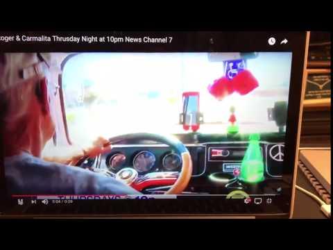 Carmalita On WJHG TV