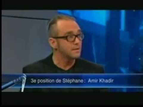 Quebec TV Host Stephane Gendron Says Israel Doesn't Deserve to Exist