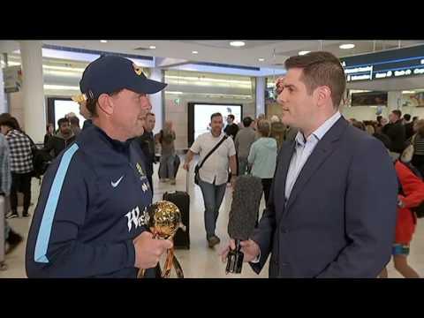 Alen Stajcic: Matildas win Tournament of Nations