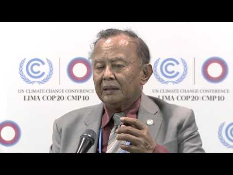 Rachmat Witoelar, National Council on Climate Change - Indonesia