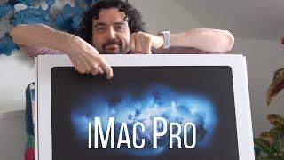 iMac Pro - nejrychlejší Mac za cenu auta. Vyplatí se? [4K]
