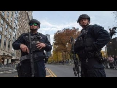 New York City increases security for Thanksgiving parade