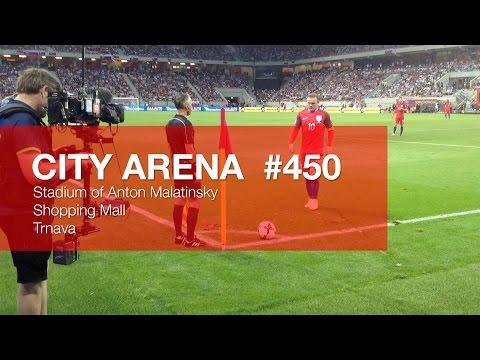 CITY ARENA - (450) SLOVAKIA 0:1 ENGLAND (4.Sep 2016)