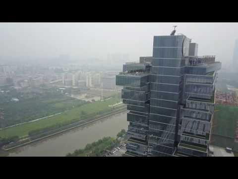 DJI MAVIC Pro 4K Guangzhou, CHINA