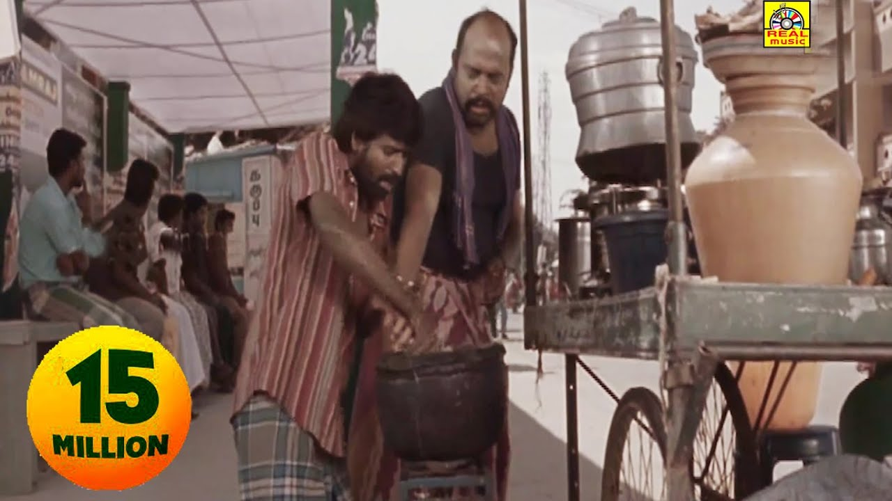 வயிறு வலிக்க சிரிக்க இந்த காமெடி-யை பாருங்கள் # Soori Comedy # Imman Annachi, Thambi Ramaiah