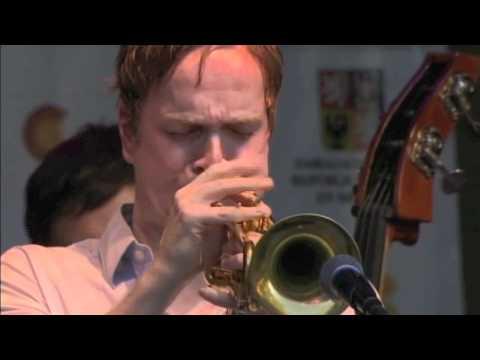 """Frederik Köster Quartet playing """"Zeichen der Zeit"""" @ Euro Jazz Festival in Mexico City"""