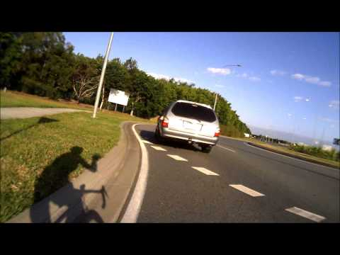 Why bike lanes should continue through roundabouts