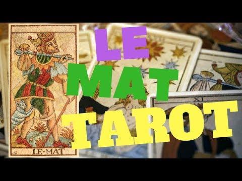 #0/22 Le Mat [#TAROT]