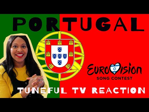 EUROVISION 2019 - PORTUGAL - TUNEFUL TV REACTION & REVIEW