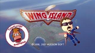 Wing Island für Wii Angespielt