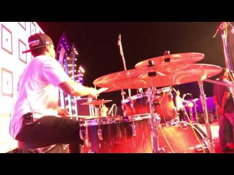 Suryakant sharma drum-cam live gig