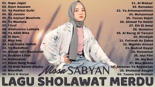Nissa Sabyan Terbaru 2021 Full Album Lagu Sholawat Nabi Merdu Terbaru 2021 Penyejuk Hati MP3