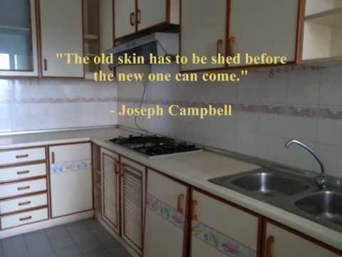 Kitchen Renovation Compilation Of Quotes On Embracing Change Youtube