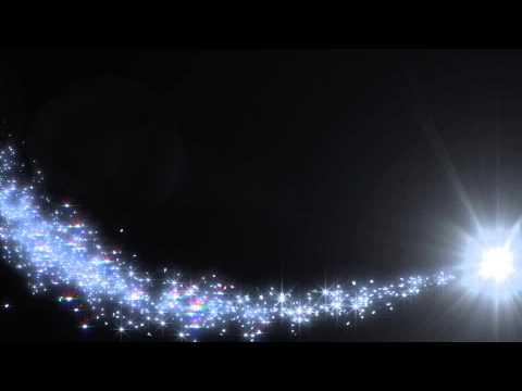 CG映像素材 動画素材 キラキラ スター パーティクル フラッシュ A0a2