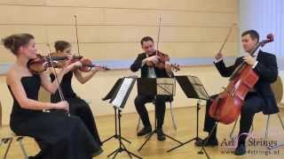 Art 4 Strings: A. Dvořák: Humoresque - Art4Strings live in HD