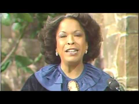 Della Reese/Tess on Touched by an Angel
