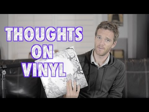 Thoughts on Vinyl