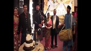 Dhol and bagpipes Glasgow