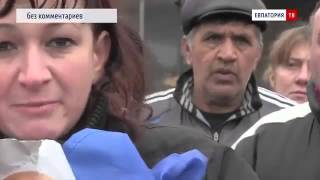 """Ватницы в """"аквафрешах"""" орут: """"пуйло спаси нас от российских фашистов!"""""""