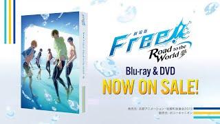 「劇場版 Free!-Road to the World-夢」Blu-ray&DVD CM