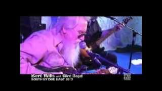 BERT WILLS & Clint Boyd - Live @SOUTH BY DUE EAST 2013 (Live Music - Blues/Country/Americana)