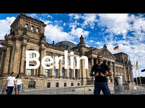 72 Saatte Berlin Turu! - 2019 [VLOG] - Almanya 🌍