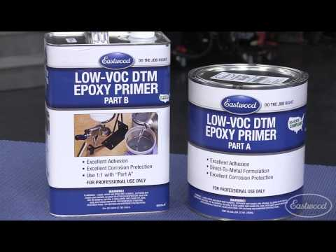 How To Choose Primers: Low-VOC DTM Epoxy Primer Explained by Kevin Tetz