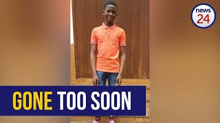 WATCH   Enoch Mpianzi's family devastated by his untimely death at school camp
