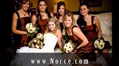 London, Ontario: Wedding Dress Alterations by specialists Nocce Bridal Designs & Alterations