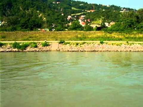 Vienna to Tulln Austria  /  Danube River boat ride