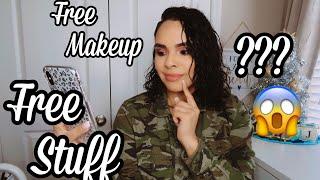 How to get Free Makeup | Giveaway winner