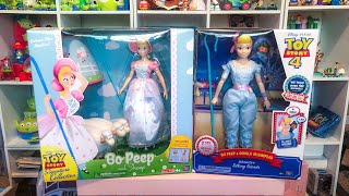 Bo Peep and Giggles Mcdimples Interactive Talking Friends Toy Story 4