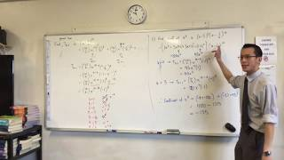 General Term in a Binomial Expansion (2 of 2: Using Tn to evaluate specific term)