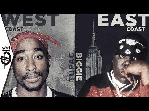 East Coast vs West Coast สงคราม และการสูญเสีย 2 สุดยอดตำนาน Rapper = Tupac vs Biggie Small | อสมการ