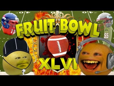 Annoying Orange – The Fruitbowl