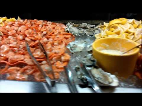 Caesars Palace Atlantic City Brunch Buffet Tour