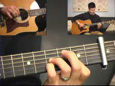 Oceans Guitar Tutorial (Part 2) | (Where Feet May Fail) | Acoustic ...