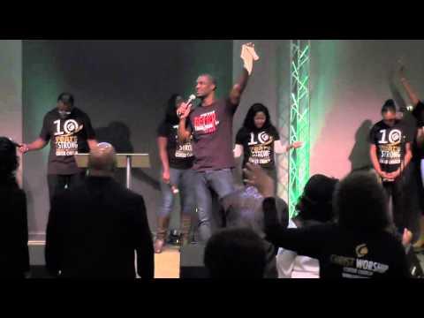 Todd Galberth Worship Experience
