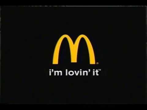 I'm lovin' it by Justin Timberlake (McDonalds version)
