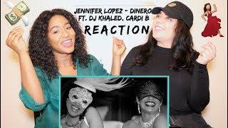 Jennifer Lopez  - Dinero ft. DJ Khaled, Cardi B | REACTION