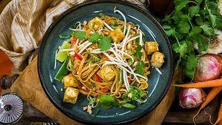 Mena Massoud's Tofu Pad Thai - Home & Family