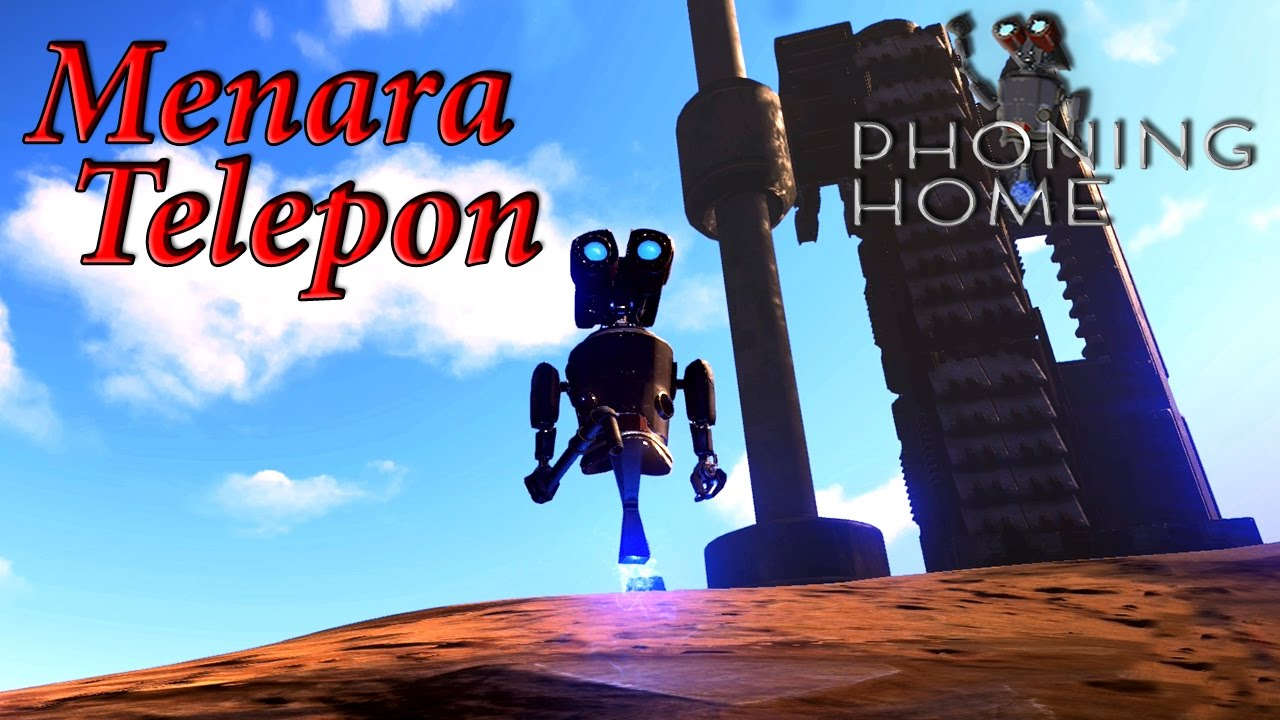 Download Tower Pertama - phoning home Indonesia Gameplay #7