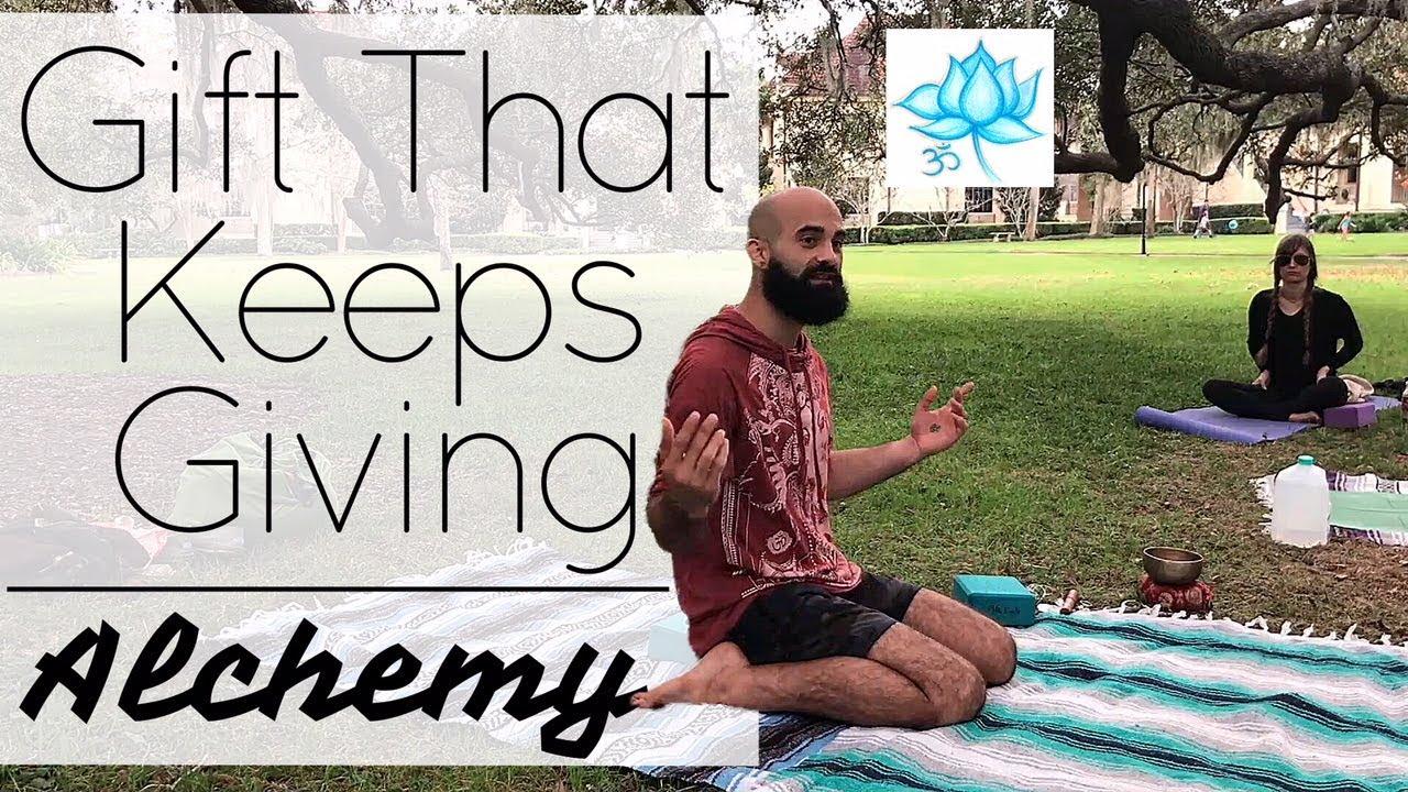 Gift That Keeps Giving | Inner Alchemy Vinyasa