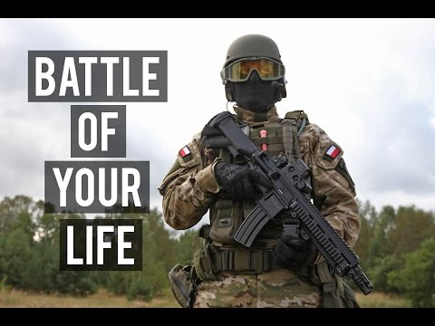 Battle Of Your Life | Military Motivation