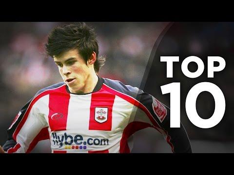 Top 10 Southampton Exports | Mane, Bale & Walcott